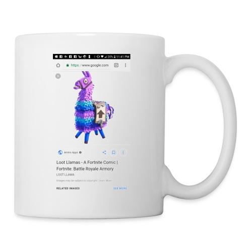 Loot Llamma - Coffee/Tea Mug