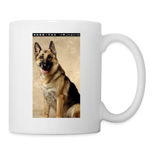 German Shepard - Coffee/Tea Mug