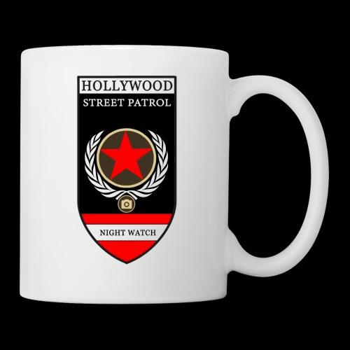 HOLLYWOOD STREET PATROL - Coffee/Tea Mug