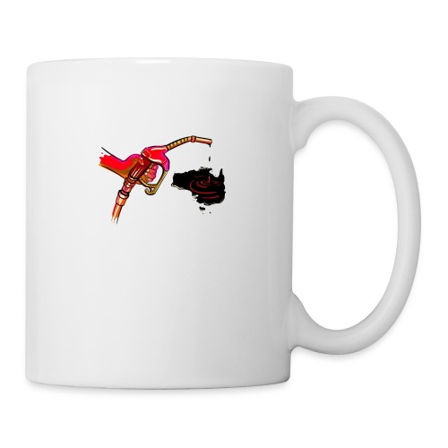 Fueled Up - Coffee/Tea Mug