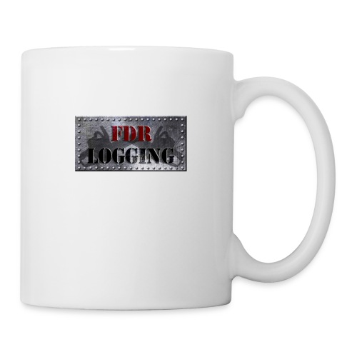 FDR Logging Main Logo - Coffee/Tea Mug