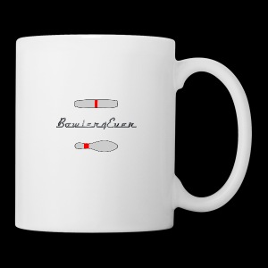 Bowler4Ever Pins Logo - Coffee/Tea Mug
