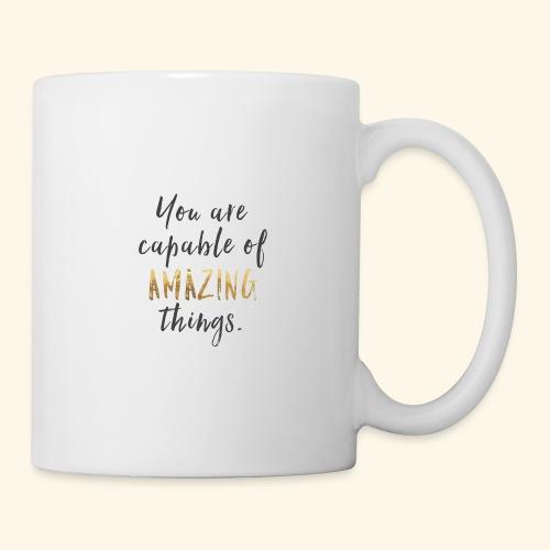 Amazing things - Coffee/Tea Mug