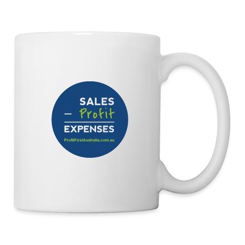 PFP Profit First Equation - Coffee/Tea Mug
