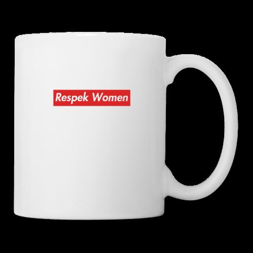 Respekt women - Coffee/Tea Mug