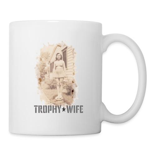 TROPHY WIFE - Coffee/Tea Mug