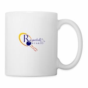 Racquetball Ontario branded products - Coffee/Tea Mug