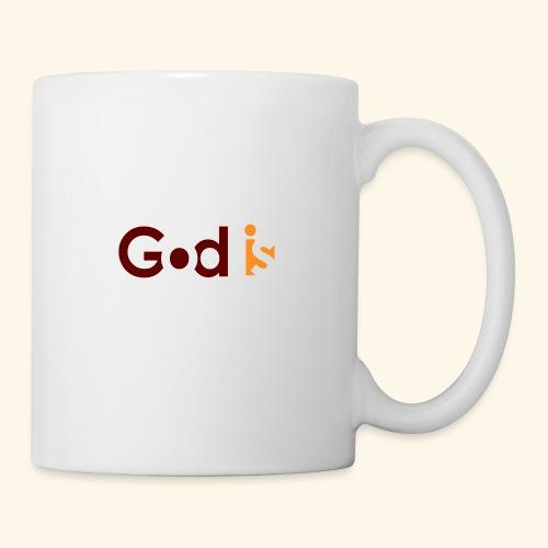 GOD IS #5 - Coffee/Tea Mug