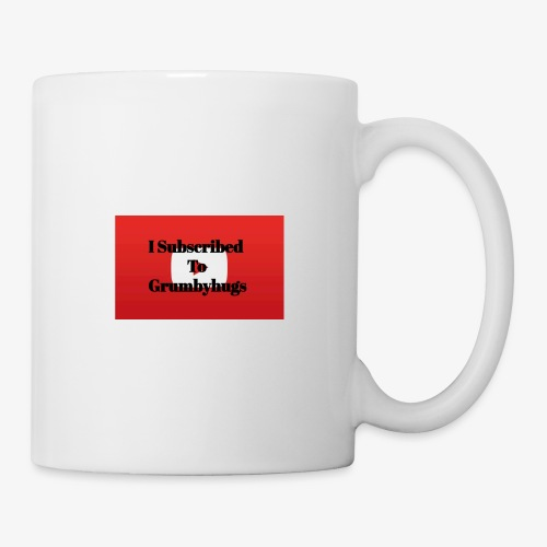 Subscriber Merch - Coffee/Tea Mug