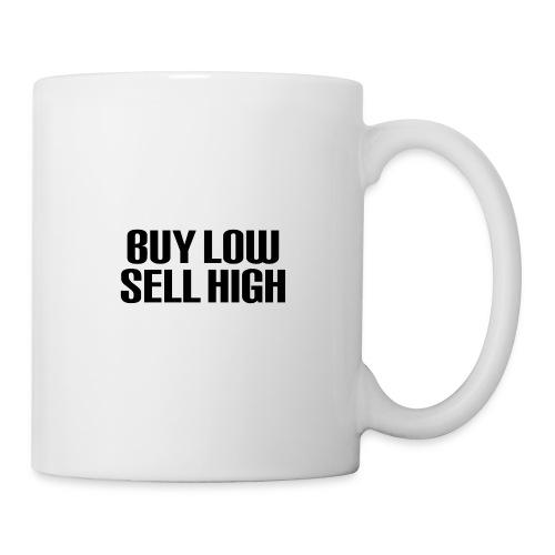 Buy Low Sell High - Coffee/Tea Mug