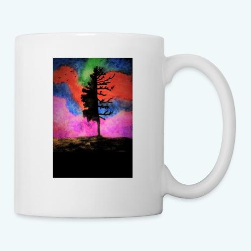 colorful_tree - Coffee/Tea Mug