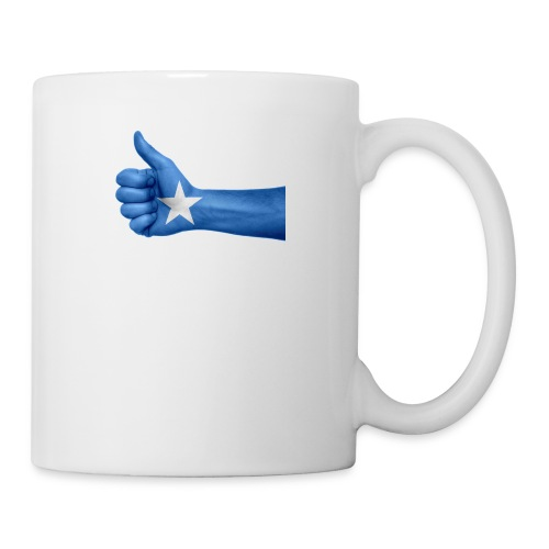 somalia - thumps Up - Coffee/Tea Mug