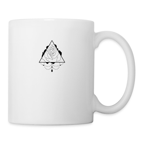 black rose - Coffee/Tea Mug
