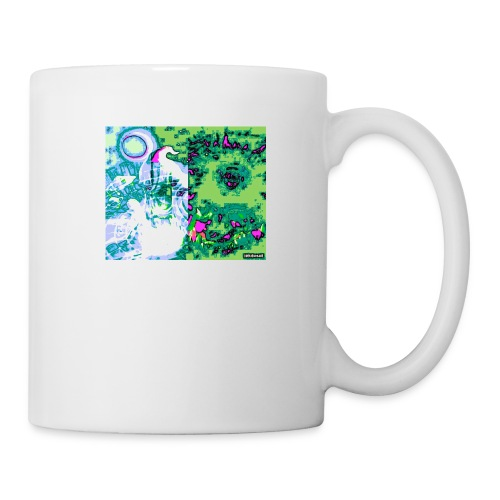 Cannabidiolhub white light custom logo - Coffee/Tea Mug