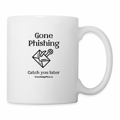 Gone Phishing - Coffee/Tea Mug