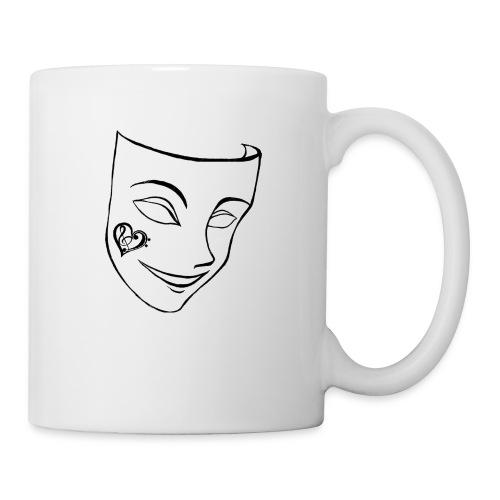 Transparent Mask - Coffee/Tea Mug