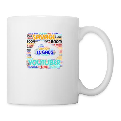 WORD MIX - Coffee/Tea Mug