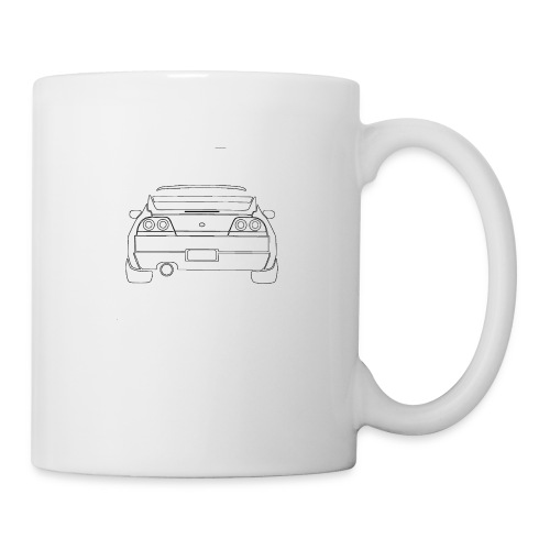 skyline r33 - Coffee/Tea Mug