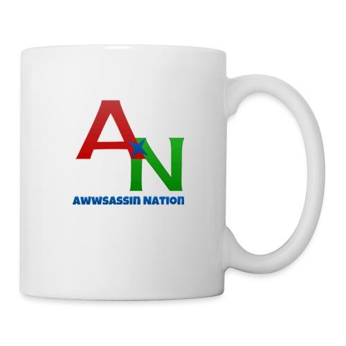 Awwsassin Nation - Coffee/Tea Mug