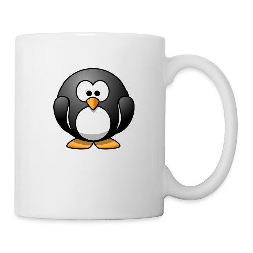 Funny Penguin T-Shirt - Coffee/Tea Mug