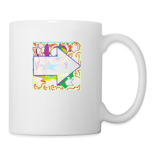 shapes - Coffee/Tea Mug