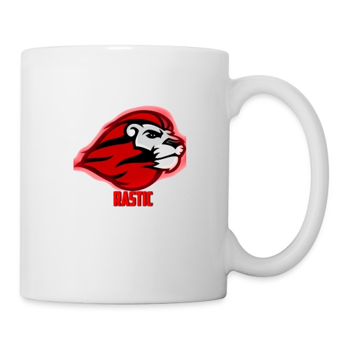 Rastic Logo - Coffee/Tea Mug