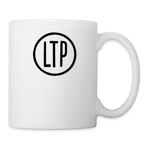 LTP White T-Shirt - Coffee/Tea Mug