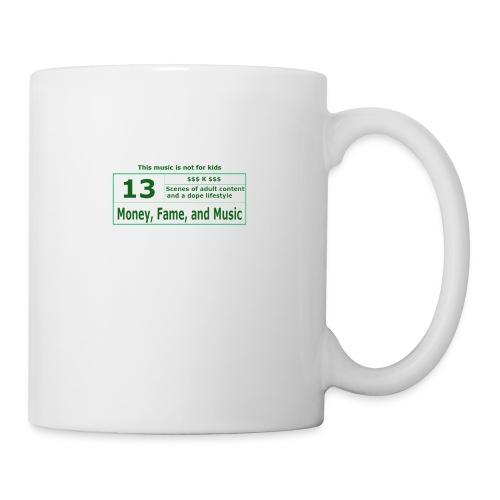 13 K Band - Coffee/Tea Mug