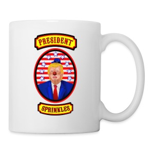 President Sprinkles - Coffee/Tea Mug