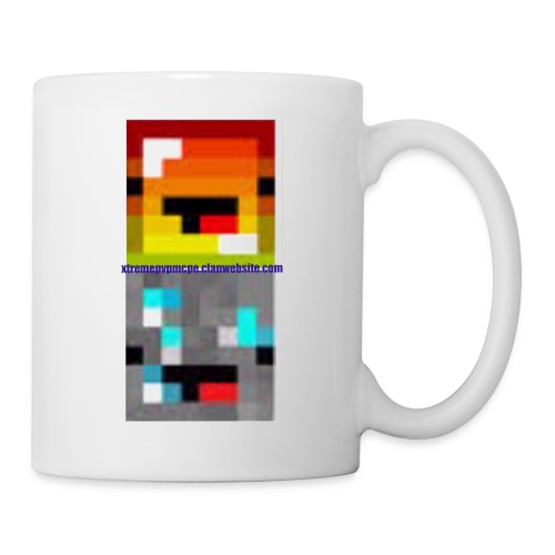 XTremePvP - Coffee/Tea Mug