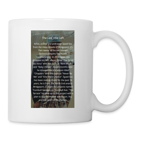 Online Store - Coffee/Tea Mug