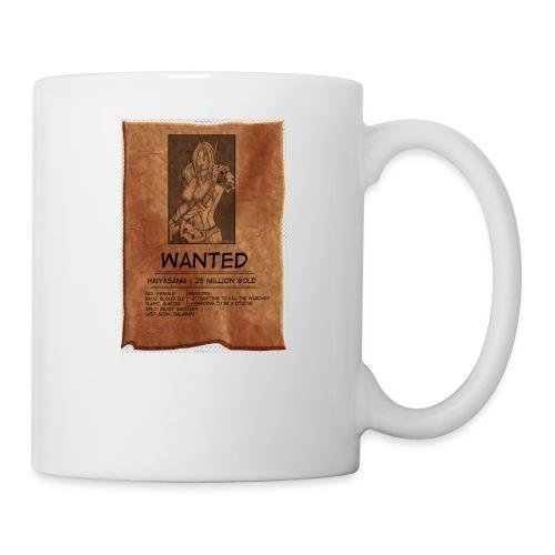 World of Warcraft Haiyasama Wanted Poster - Coffee/Tea Mug