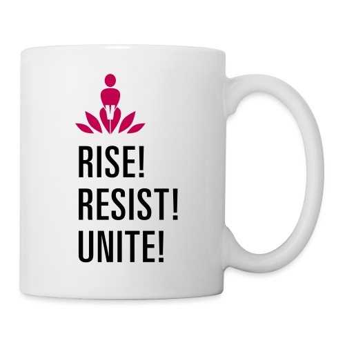 Rise! Resist! Unite! - Coffee/Tea Mug