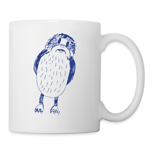 Stephen's hand drawn porg - Coffee/Tea Mug