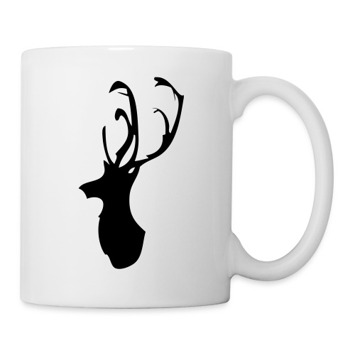 Mesanbrau Stag logo - Coffee/Tea Mug