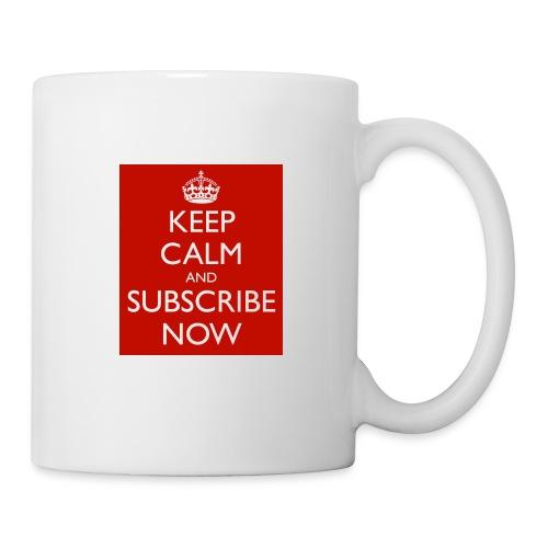 keep calm and subscribe now 75 - Coffee/Tea Mug