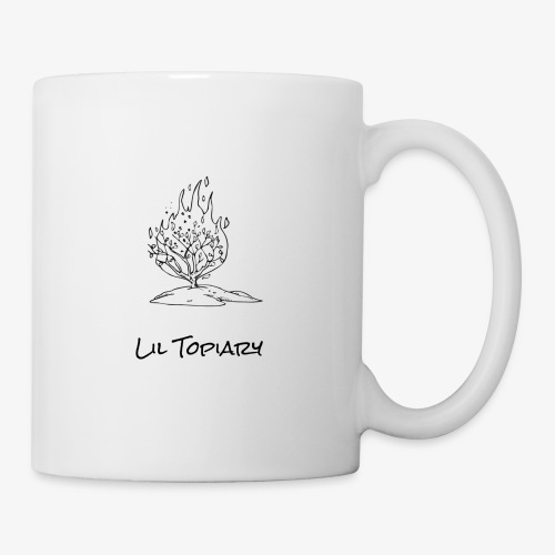 Flaming Topiary - Coffee/Tea Mug