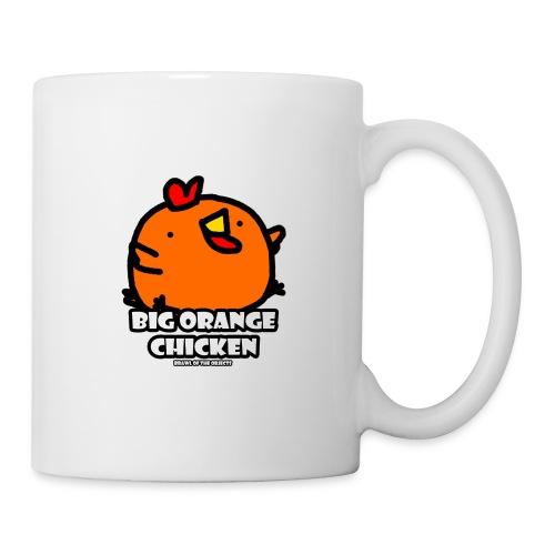 Big Orange Chicken png - Coffee/Tea Mug