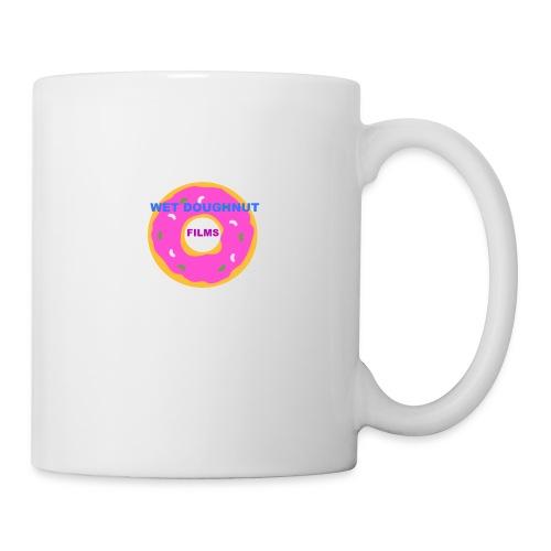 WET DOUGHNUT FILMS - Coffee/Tea Mug