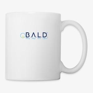 B.A.L.D. Beauty Always Looks Different - Coffee/Tea Mug
