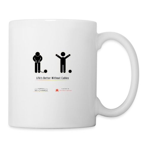 Life's better without cables: Prisoners - SELF - Coffee/Tea Mug