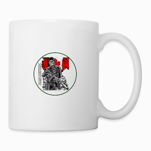saskhoodz canada - Coffee/Tea Mug