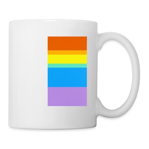 Modern Rainbow - Coffee/Tea Mug