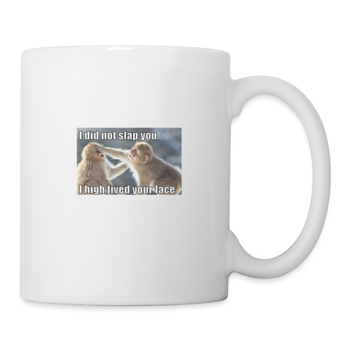 funny animal memes shirt - Coffee/Tea Mug