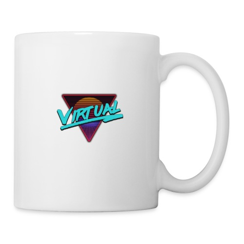 Virtual Logo - Coffee/Tea Mug