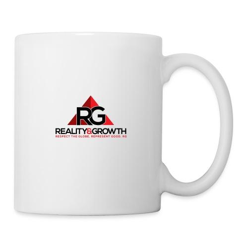 REALITY&GROWTH - Coffee/Tea Mug