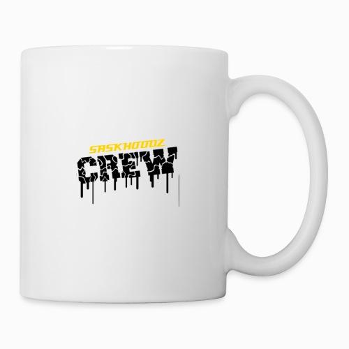 saskhoodz crew - Coffee/Tea Mug