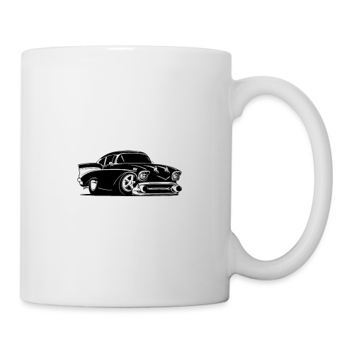 Classic American Hot Rod Car - Coffee/Tea Mug