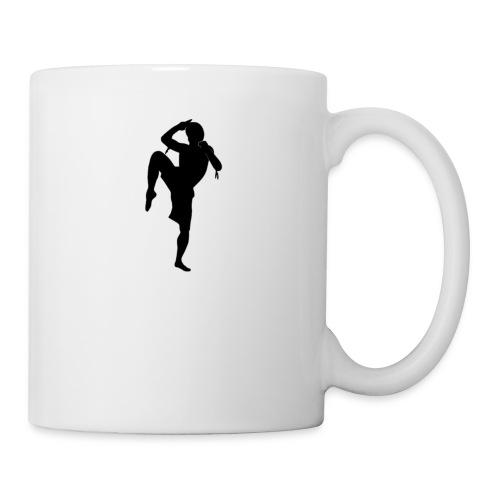 muay thai hoodie - Coffee/Tea Mug