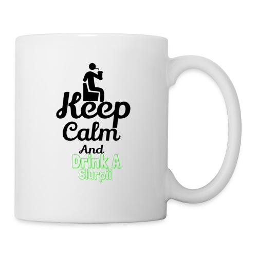 Slurpii logo 2 - Coffee/Tea Mug